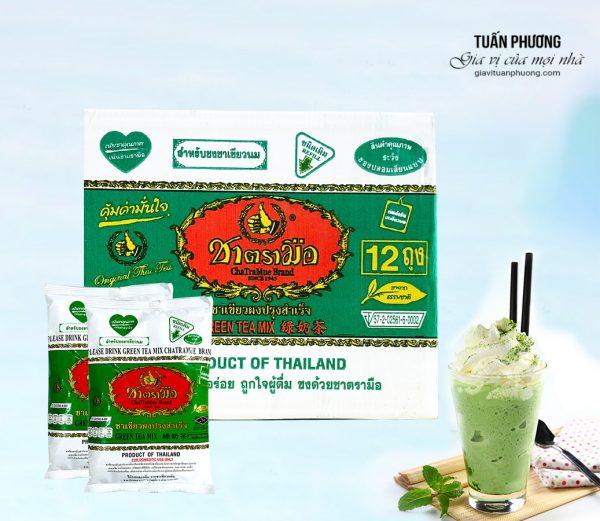 tra thai xanh thailand 200g 3