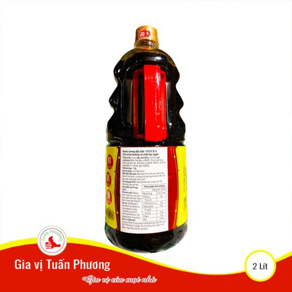 nuoc tuong dac biet haday 19l 2